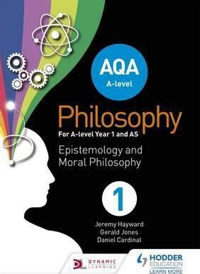 aqa as philosophy aqa a level philosophy year 1 and as dan cardinal 9781510400252