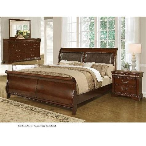 Ms Bedroom Furniture by Lifestyle 4116a Misk 4pc Bedroom Miskelly