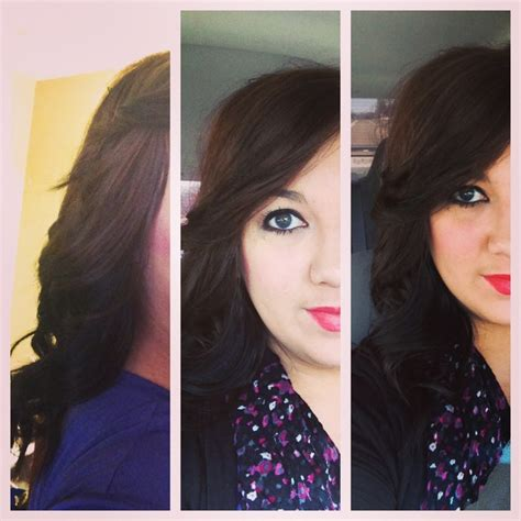 reverse ombre curls short hairstyle 2013 curly cute hair brunette reverse ombre hair pinterest