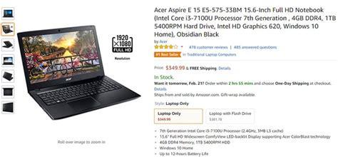 Laptop Jenama Dell cara beli laptop di ecommerce in malaysia