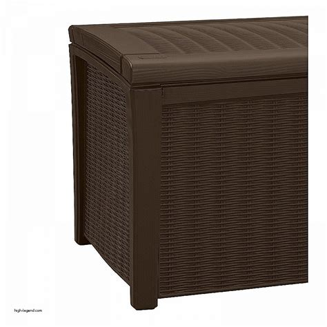 rattan outdoor storage bench sideboard luxury rattan garden storage bench rattan