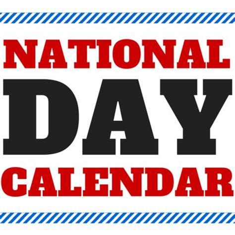 Calendar National Days 17 Best Ideas About National Calendar On