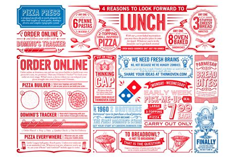 domino pizza font a stackable typeface for domino s pizza monotype