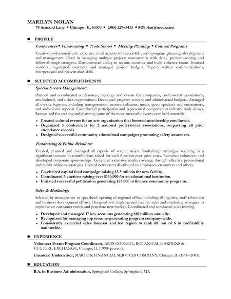 Free Sle Of Career Change Resume Resume Template For Career Change Website Resume Cover Letter