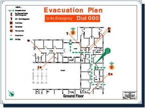 best photos of fire evacuation plan example emergency