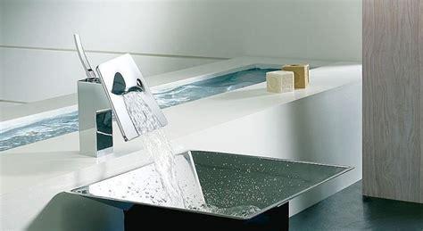 rubinetto bagno a cascata rubinetti a cascata le proposte migliori per il bagno