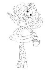 high coloring page free printable after high coloring pages madeline
