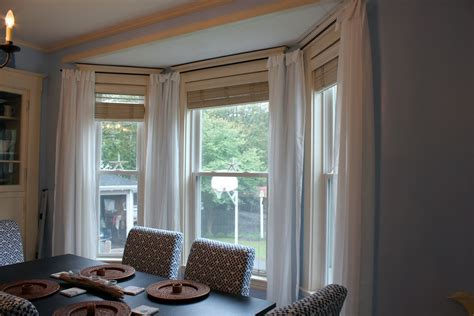 picture window treatments different classes of shades for bay windows theydesign