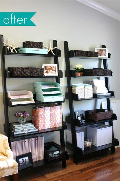 storage and organization 18 great diy office organization and storage ideas style