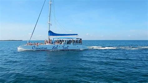 catamaran excursion crucero del sol a cayo blanco varadero - Catamaran Crucero Del Sol Cuba