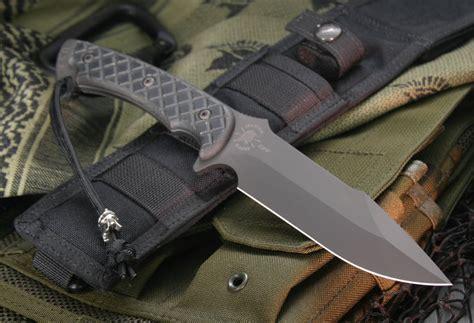 spartan blades reviews spartan blades horkos flat black black micarta