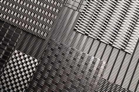 the metal linq woven metal architectural forms surfaces