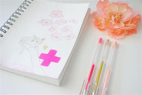 Handmade Planners - stellaire diy planner