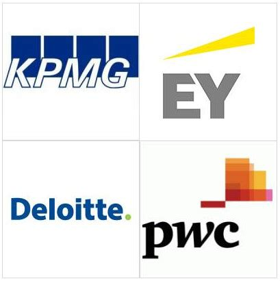 Mba Cpa Big 4 by Big Four Audit Firms Accountingcapital