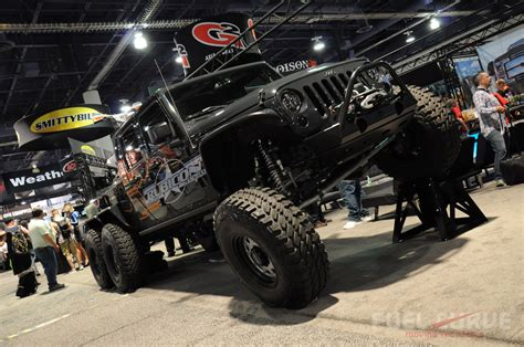 2017 sema jcr offroad sema 2017 gallery day 1 trucks fuel curve
