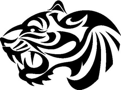 tribal tiger tribal pinterest tigers and tribal tiger