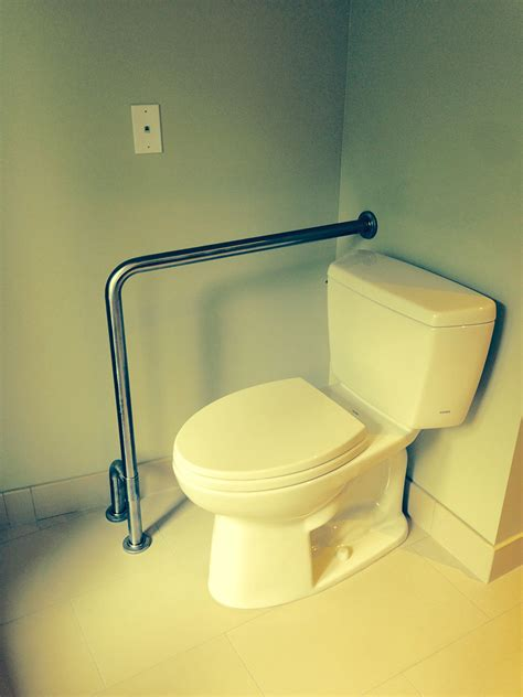 Floor Mounted Grab Bars For Bathrooms by Floor Mounted Grab Bars Toilet Gurus Floor