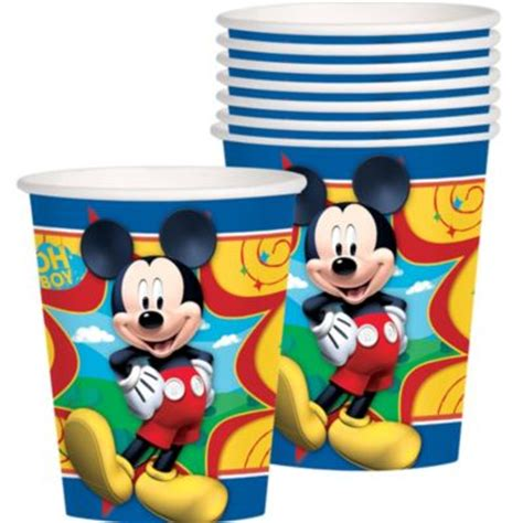 mickey mouse cups ct party city