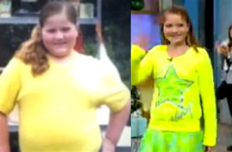 weight loss 9 year before and after 9 year breanna bond s 66 pound weight