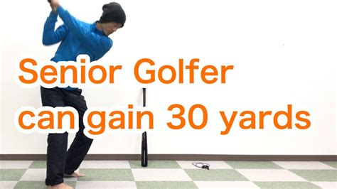 new golf swing theory golf driver senior gain distance with circular