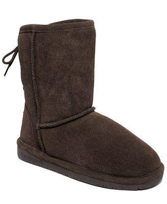 bearpaw boots macys bearpaw elizabeth boots shoes macy s