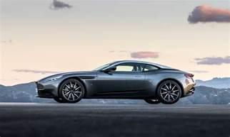 Aston Martin Company Official 2017 Aston Martin Db11 Gtspirit