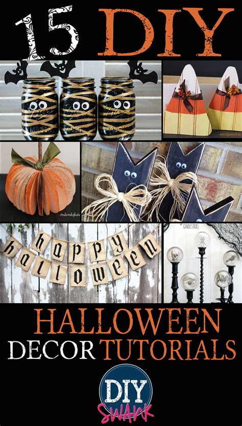 halloween diy diy halloween decorations