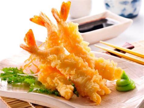 cucina giapponese tempura colori e magia della cucina giapponese