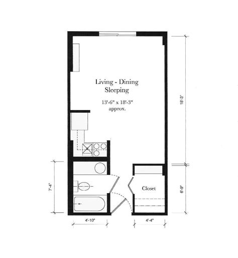 studio floor plan pin by betterlate1952 gmail com betterlate1952 gmail com