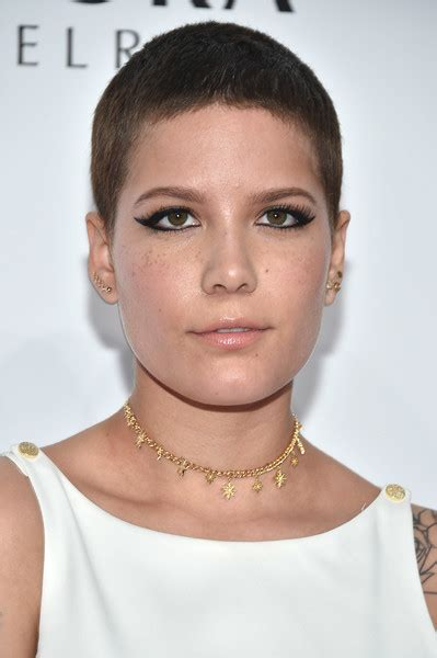 Halsey Buzzcut   Short Hairstyles Lookbook   StyleBistro