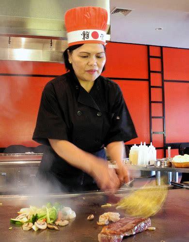 hibachi chef gallery