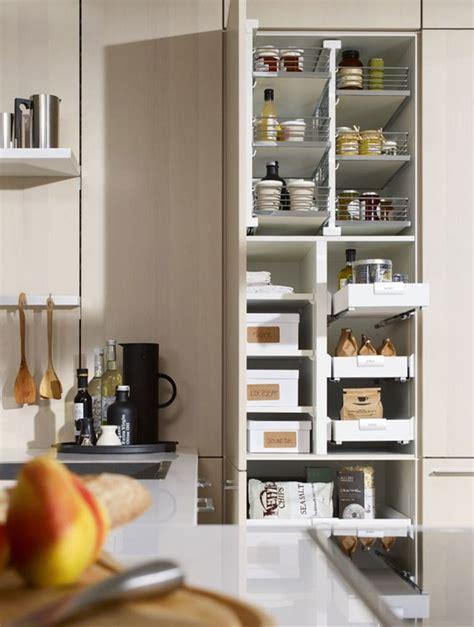 Organize Kitchen Drawers by El Poder De Un Armario Despensa En La Cocina Lovecooking