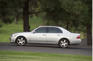 2005 lexus ls review, ratings, specs, prices, and photos