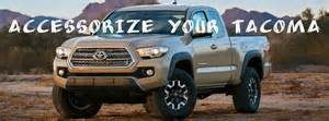 Accessories For Toyota Tacoma Accessory Packages For The 2016 Toyota Tacoma