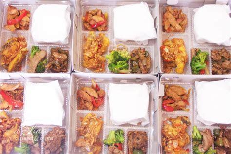 Jakarta Jlc348 Sweet Black menu nasi kotak bento dlina catering events