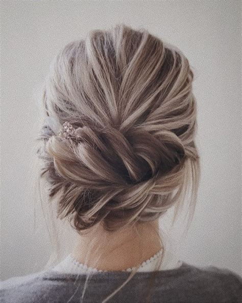 chigon blonde highlights 10 chignon buns for every occasion new season s best