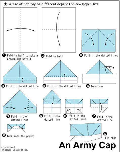 how to fold a nurses hat nurses and hats nurse hat origami tutorial origami handmade