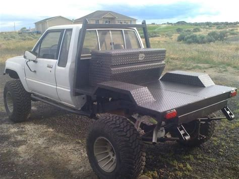 Toyota 4x4 Second 2nd Flatbed Page 2 Tacoma World Forums 4x4