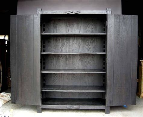 etagere 80x40 large modern armoire custom large primitive modern