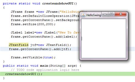 jtextfield in java swing java not able to add jtextfield to jframe stack overflow