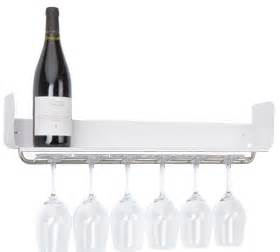 Shelf Of Opened White Wine by Storage Utility Universal Expert