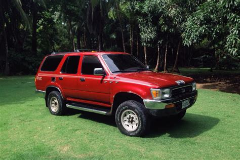 Toyota 4runner 4x4 For Sale 4 Sale Toyota 4runner 95 4x4 In Central America May