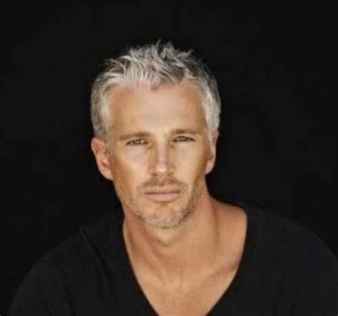 hairstyles for men over 50 with gray hair 15 mens hair color for gray mens hairstyles 2018