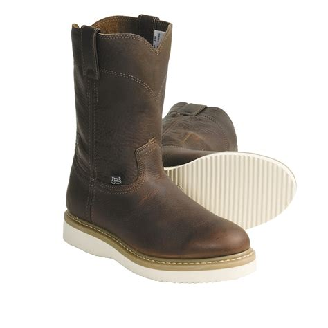justin boots for justin boots wellington work boots for 3574y