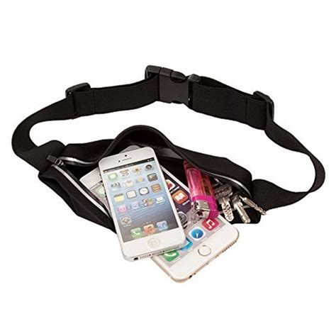 waterproof sports belt with touchscreen for smartphone 5 5 inch ze wp400