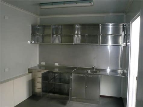 Modified Storage Container by Modified Shipping Containers In The Mining Industry
