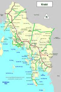 golden resort krabi map krabi thailand travel guide tourist destinations