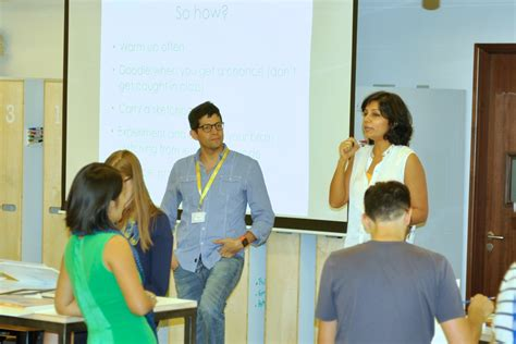 Insead Mba 2 Years Work Experience by Outside The Classroom Insead Creative Garage The