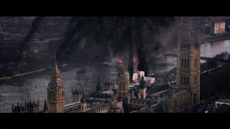 new film london s fallen london has fallen the art of vfxthe art of vfx