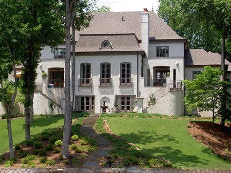 typical french home french eclectic manor house traditional exterior
